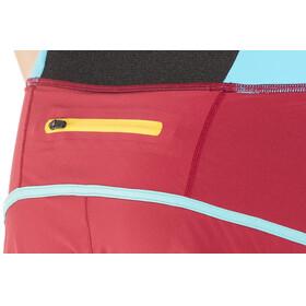 La Sportiva Snap Hardloop Shorts Dames rood